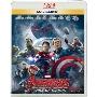 アベンジャーズ/エイジ・オブ・ウルトロン MovieNEX [Blu-ray Disc+DVD]<期間限定仕様/アウターケース付>