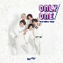 Only One/Guerrilla's Way [CD+DVD]<限定盤A>