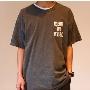 WTM Tシャツ TOWER VINYL(ヴィンテージブラック) Lサイズ