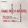 ハンス・エーリヒ・アポステル: ピアノ作品集