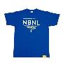 NO BAYSTARS, NO LIFE.(NBNL)Tシャツ ロイヤルブルー Mサイズ