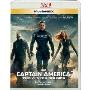 キャプテン・アメリカ/ウィンター・ソルジャー MovieNEX [Blu-ray Disc+DVD]