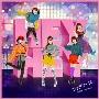 HEY HEY ~Light Me Up~ [CD+DVD]<初回生産限定盤>