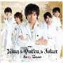 King & Queen & Joker [CD+DVD]<初回限定盤K>