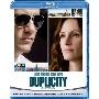 デュプリシティ ブルーレイ&DVDセット [Blu-ray Disc+DVD]<期間限定生産版>