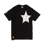 TOWER RECORDS×CHUMS STAR POCKET TEE '13 BLACK/Lサイズ