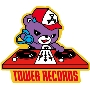 AKKUMA×TOWER RECORDS ラバーストラップ