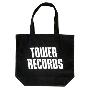 TOWER RECORDS トートバッグ Ver.2 ブラック