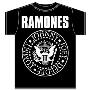 Ramones Jumbo Seal T-shirt Lサイズ