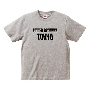 タワレコ TOKYO T-shirt グレー Lサイズ