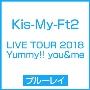 LIVE TOUR 2018 Yummy!! you&me<初回限定デジパック仕様>