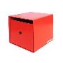 タワレコ 推し色グッズ CD(R)収納BOX Red