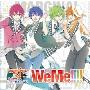 MARGINAL#4 アニメ―ションCD 「WeMe!!!!」<初回限定盤>