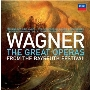 Wagner: The Great Operas -From the Bayreuth Festival (1961-85)