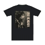 Jimi Hendrix/Seated On Black T-Shirt Mサイズ