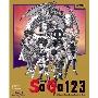 SaGa 1,2,3 Original Soundtrack Revival Disc [Blu-ray BDM]