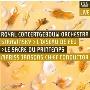 Stravinsky: L'oiseau de Feu (The Firebird) 1919 (6/7-8, 12/14/2007), Le Sacre du Printemps (11/15-16/2006, 6/25/2007)  / Mariss Jansons(cond), RCO