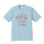 ぼのちゃん × TOWER RECORDS CAFE T-shirt ライトブルー Mサイズ