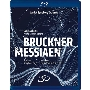 Bruckner: Symphony No.8; Messiaen: Couleurs de la Cite Celeste [DVD+Blu-ray Disc]