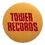 TOWER RECORDS スリップマット 12インチ 2枚組(DR. SUZUKI SLIPMATS)