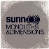 Sunn O)))/モノリスス・アンド・ディメンジョンズ [DYMC-99]
