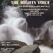 ロイヤル・エア・フォース・セントラル・バンド/The Mighty Voice [QPRM124D]