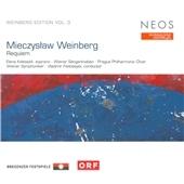 ヴラディーミル・フェドセーエフ/M.Weinberg: Requiem Op.96 [NEOS11127]