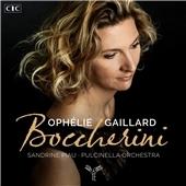 ボッケリーニ: チェロ協奏曲、スターバト・マーテル