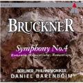 Bruckner: Symphony no 4 / Barenboim, Berliner Philharmoniker