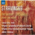 Stravinsky: The Soldier's Tale - Suite, Octet, Les Noces
