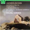Mendelssohn:Psalm No.98 & No.114