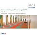 Donaueschinger Musiktage 2009 Vol.1 - S.Sciarrino, B.Furrer, J.Lopez