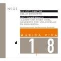 Musica Viva 18 - E.Carter, U.Zimmermann