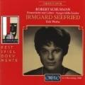 Schumann/Brahms: Lieder Recital