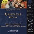 Bach: Cantatas Nos 4-6