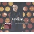 Boulez Conducts Boulez; Le Marteau Sans Maitre, Derive 1, Derive 2 (9/2002) / Pierre Boulez(cond), Ensemble Intercontemporain