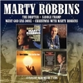 The Drifter/Saddle Tramp/What God Has Done/Christmas with Marty Robbins