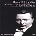 Russell Oberlin - America Legendary Counter Tenor
