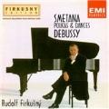 PIANO WORKS:SMETANA/DEBUSSY