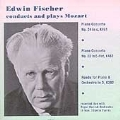 Edwin Fischer Conducts and Plays Mozart