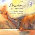 Brahms: String Sextets No.1 Op.18, No.2 Op.36 / Talich String Quartet, Joseph Kluson(va), Michal Kanka(vc)