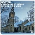 Britten: A Ceremony of Carols / Richard Marlow, Choir of Trinity College,Cambridge