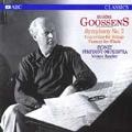 Goossens: Symphony no 2, etc / Handley, Sydney SO
