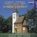 Missa Quinque Auctorum -M.Csemiczky, L.Gyongyosi, J.Vajda, etc / Gyorgy Selmeczi(cond), Hungarian Radio Chorus, Aulos Ensemble, etc