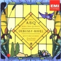 STRING QUARTETS:DEBUSSY/RAVEL