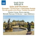 J.M.Kraus: Arias and Overtures