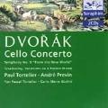 Dvorak: Cello Concerto;  Tchaikovsky / Tortelier, Previn