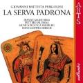 Pergolesi: La Serva Padrona / Hirsch, Salomaa, Bima