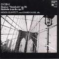 "Dvorak: Quatuor ""Americain"", Quintette Op 97 / Melos Quartet"