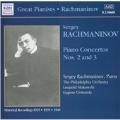 Rachmaninov: Piano Concertos nos 2 & 3